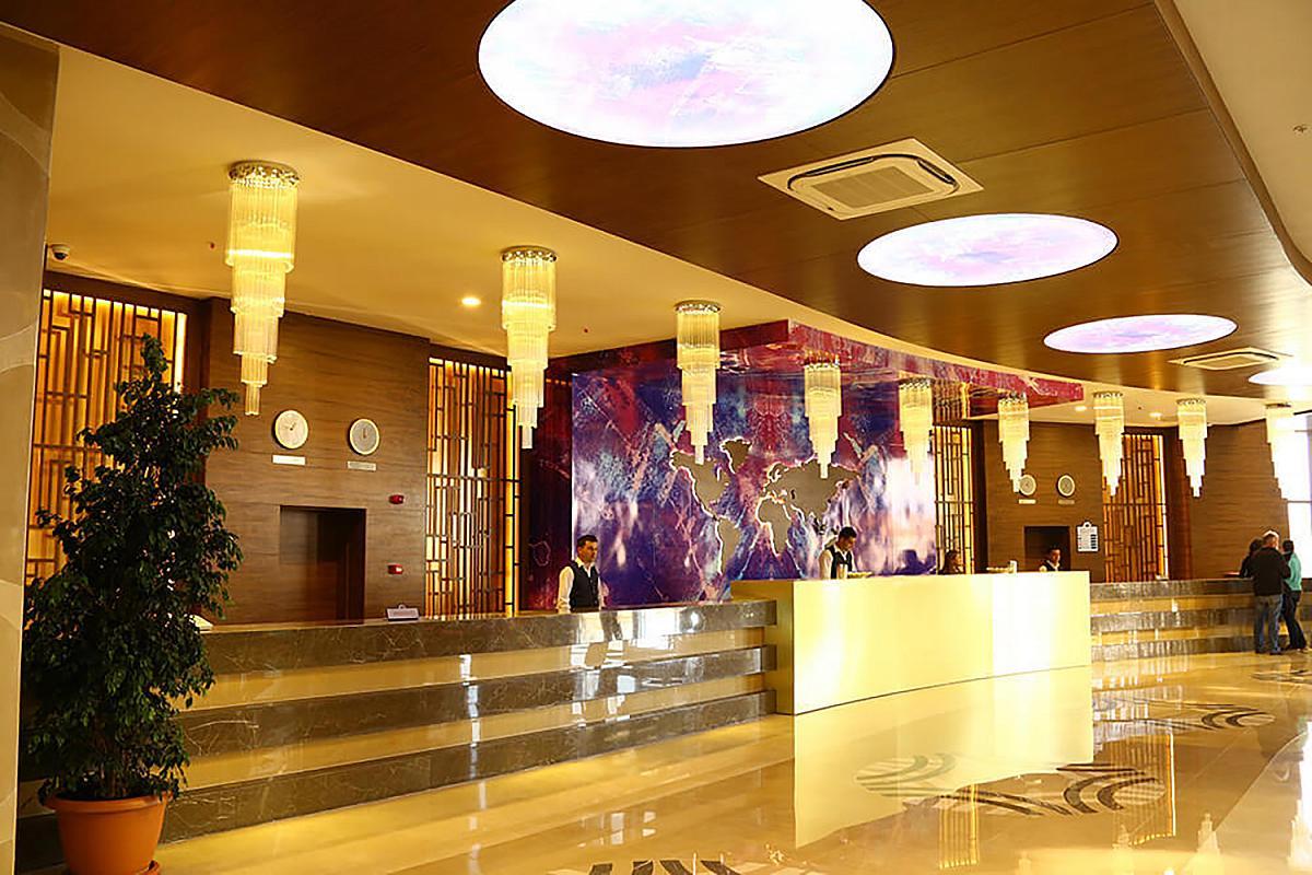 Sunmelia beach resort spa turecko ck fischer for Hotel spa 13