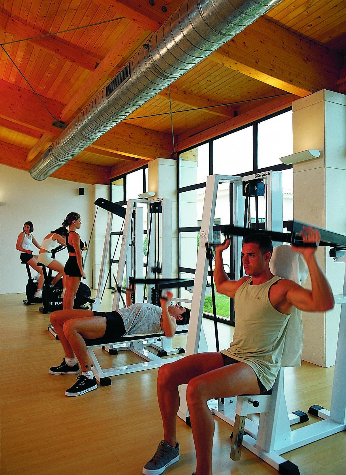 Je tam datovania miesto pre fitness
